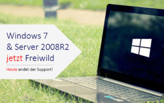 Windows 7 Supportende
